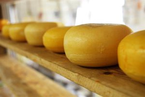 A Mouthwatering 3D-Printed Cheese