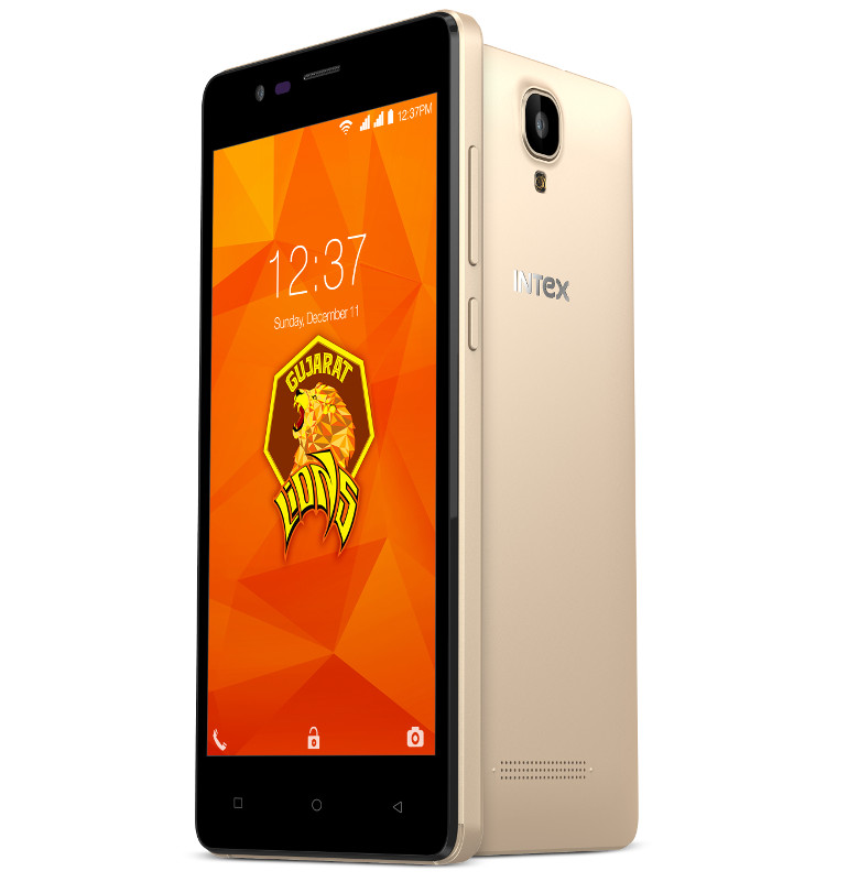 Intex Launches Aqua Lions 4G