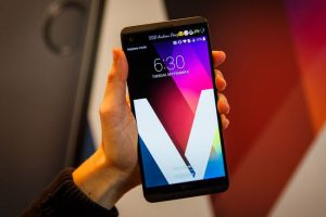 LG to Give V10 Nougat Update