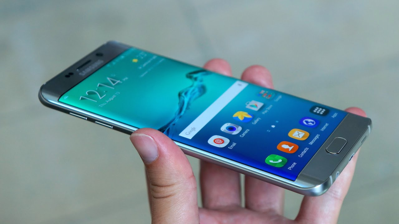 Samsung Galaxy S6 Edge Plus Companionable With Samsung Pay