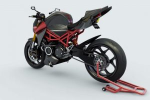 French-Based Company Furion Crowdfunds A Hybrid Motorcycle