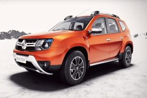 Renault Duster Petrol Launched With Automatic Transmission in India