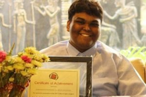 18-Year-Old Indian Designs Lightest Satellite in the World