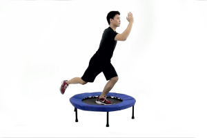 1Mini Exercise Trampolines