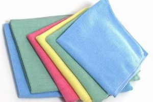 Microfiber Cleaning Cloths Market