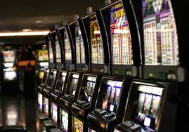 Global Slot Machine Market 2017-2022