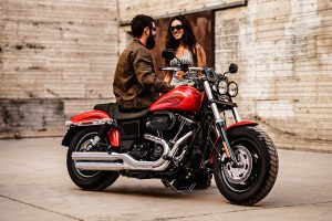 The 2017 Harley Davidson Fat Bob Ready To Rumble the Streets