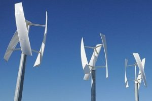Vertical-axis Wind Turbines (VAWTs)