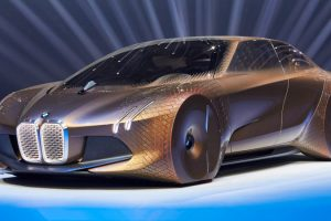 Level 3 Autonomy for New BMW Electric Crossover