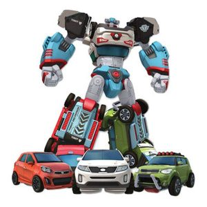 Robot Cars Toys