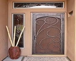 Security Storm Doors Market