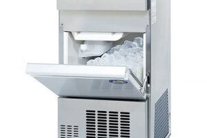 Commercial Undercounter Ice Machines Market