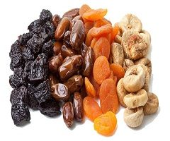 Dried Fruits and Edible Nuts