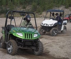 UTV (Utility Terrain Vehicle)