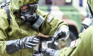 Chemical, Biological, Radiological, and Nuclear CBRN Security market