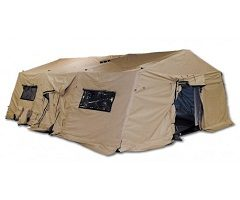 Deployable Military Shelter Systems
