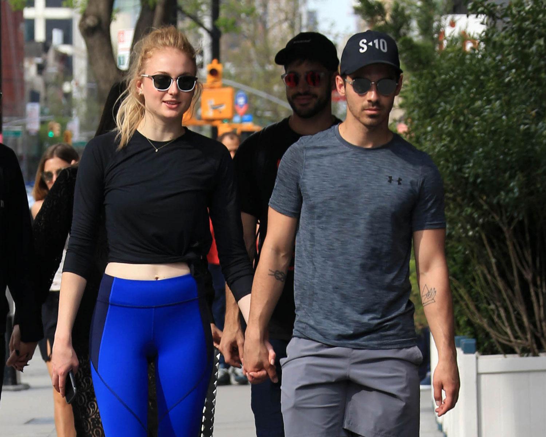 Game of Thrones Star Sophie Turner Gets Engaged to Joe Jonas