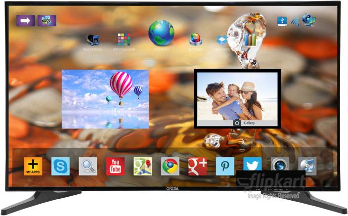 Onida and Kodak Launches Smart TV In India