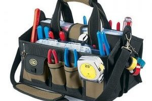 Open Tote Tool Bags Market