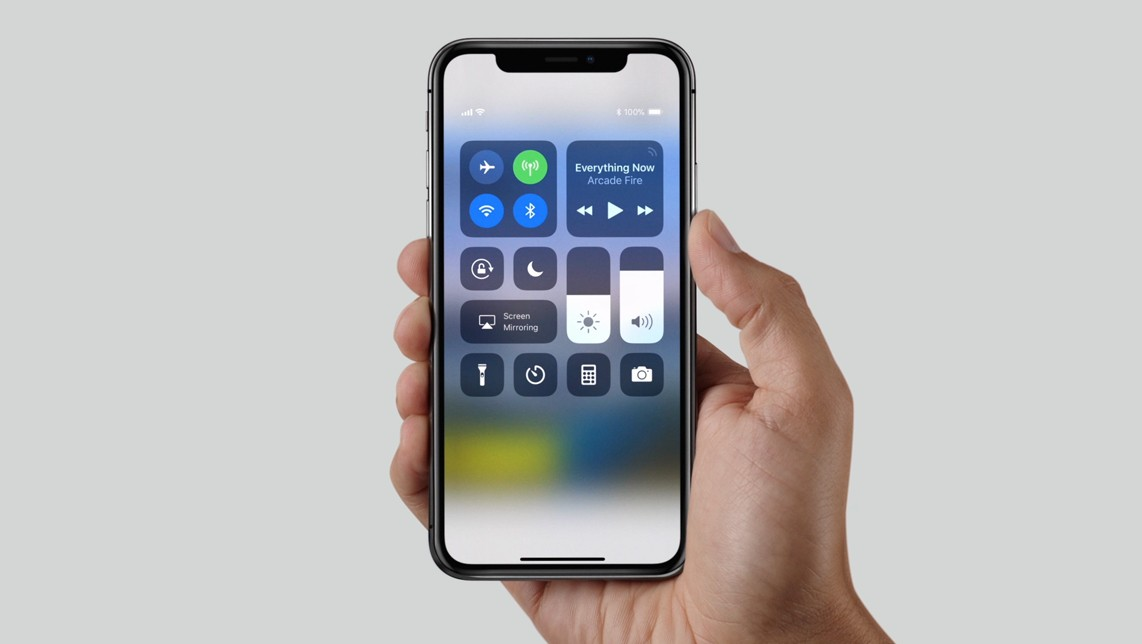 What Apple Has To Say About The iPhone X Screen Burn Issue