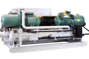 Water-Cooled Chillers Market