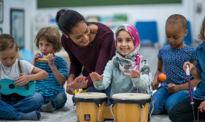 3 Reasons Music Is Key To Child Development